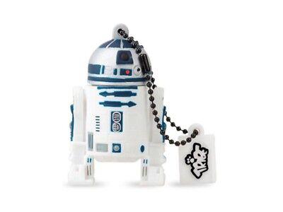 USB TRIBE STAR WARS R2-D2 CHIAVETTA USB 8 GB PEN DRIVE FLASH...
