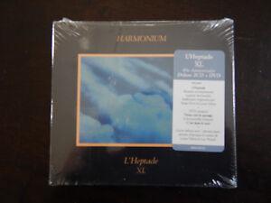 CD et DVD Harmonium l'Heptade XL