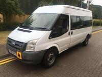 2006 Ford TRANSIT 2.4TDCi Duratorq 115PS 350L Mini Bus 15 seats 2402cc Manual Mi