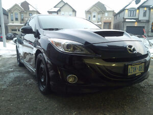 2010 Mazda Mazdaspeed 3 - Faster than Ford Focus ST, VW Golf GTi