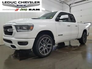 2019 RAM RAM 1500 Quad Cab 4x4 (dt) Sport/rebel 140 WB 6ft4 Box