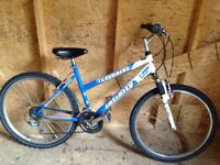 """►Infinity Telluride - Front suspension / 18"""" Frame / 26"""" Wheels"""