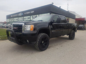 2010 GMC Sierra 2500HD SLT **LIFTED**WARRANTY INCLUDED*SAFETIED*