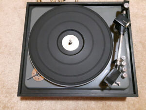 Elac Miracord 40H turntable with Elac sts-240 cartridge