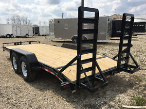 7x18      14k Implement trailer Kitchener / Waterloo Kitchener Area image 4