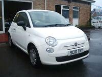 2010 Fiat 500 1.2 Pop 3d **45k / 1 Owner**