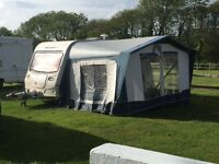 Bailey Ranger Touring Caravan 2 berth lightweight *reduced* 380/2