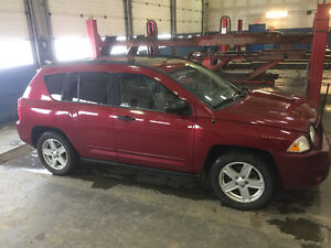 2008 Jeep Compass SUV,