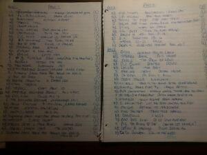 Classic 90's DJ vinyls dance retro hip Hop