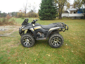 REDUCED TO SELL-  2013  Brute Force  650 (ASKING $6000)