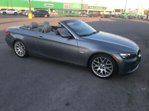 2007 BMW 328I Convertible Hard Top Looks and Drive Like New