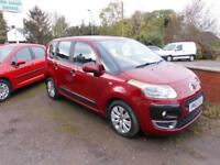 Citroen C3 Picasso 1.6HDi ( 90bhp ) 2010MY VTR+ 2010 5dr Hatch Met Red