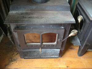 Used Good Condition Wood stove