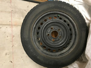 Honda Civic Rims  $140