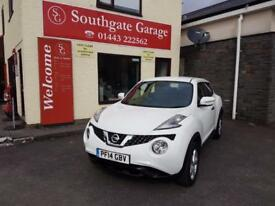 Nissan Juke 1.6 ( 94ps ) 2014MY Visia