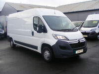 Citroen Relay 35 L3H2 HDI (white) 2015