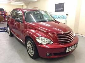 Chrysler PT Cruiser Turbo Diesel Leather Low Mileage Limited Ed A1 Condition