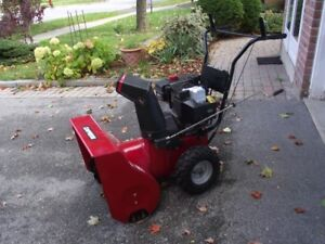 SNOWBLOWER Craftsman 8HP