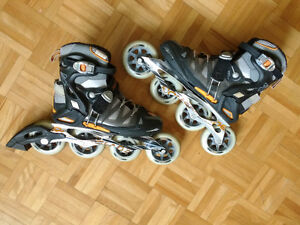 Rollerblade Crossfire 100 Mens - Size 8