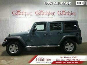 2015 Jeep Wrangler Unlimited Sport  - Low Mileage