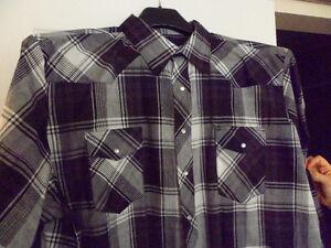 Men's Western Shirts Kitchener / Waterloo Kitchener Area image 10