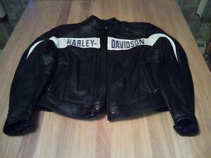 Bottes manteau pantalon Harley davidson