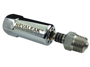 ALL NEW REVOLUTIONARY GREASE FITTINGS AND COUPLERS from NEVALEAK