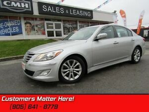 2012 Hyundai Genesis Sedan LUXURY   LEATHER, SUNROOF, MEMORY SEA