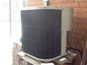 GOODMAN CENTRAL AIR CONDITONER-PERFECT WORKING CONDITION