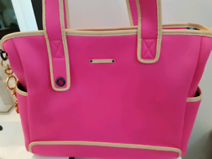 Women's designer handbag or diaper bag Juicy Couture