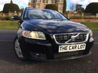 Volvo V50 1.6D 2009MY DRIVE SE 1 OWNER FSH EXCELLENT FUEL ECONOMY !!!!