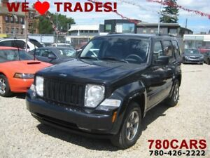 2008 Jeep Liberty Sport 4dr 4WD - 6 SPEED - NEEDS NOTHING