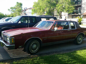 *REDUCED* 1984 Oldsmobile Delta 88