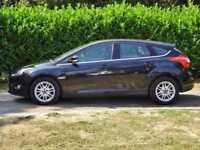 2013 Ford FOCUS 1.6 TITANIUM Automatic Hatchback