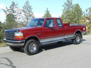 Mint  condition 1992 Ford Truck