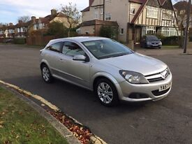 2007 '57' Vauxhall Astra 1.6 Design, 1.6, manual, 84k FSH