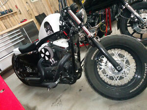 Harley Davidson Sportster forty eight 48 (1200cc) 2012