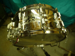 Tama Imperial Star 6.5 x14 snare drum from 1982