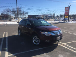 2009 Ford Edge Burgendy Other