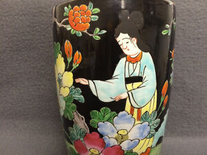 Collectible Antique Japanese Made Vase London Ontario image 2