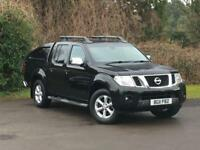 Nissan Navara 2.5 dCi Tekna Double Cab Pickup 4dr DIESEL AUTOMATIC 2011/11