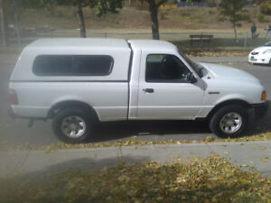 Great Work Truck! 2004 Ford Ranger with Canopy! $4000 obo
