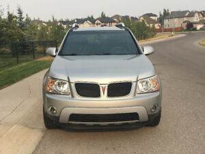 2008 Pontiac Torrent SUV - LOW KMS!