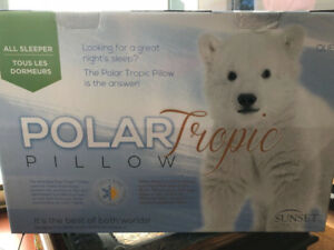 Polar Tropic™ Pillow-unopened & new