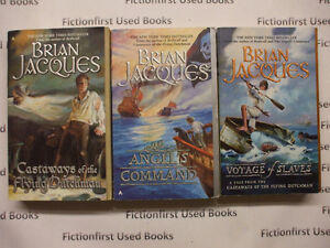 """The Flying Dutchman Series"" by: Brian Jacques"