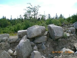 Fill & Rocks for sale in Boutilier's Point