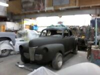 41 ford, 2dr Coupe