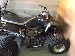YFZ450 2012'  4 sale in a new condition