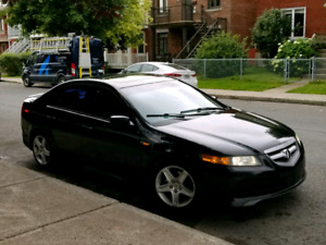 ========= Acura TL 2004 ((Navigation Pack (190KM ((( CLEAN((===
