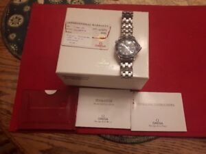 Omega Seamaster Professional Divers Watch